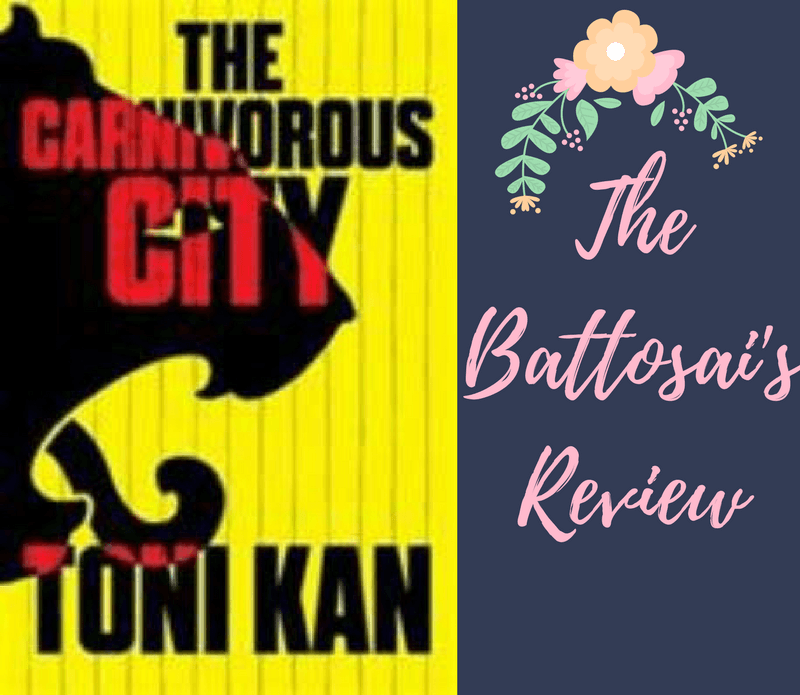 The Battōsai discusses family and crime in Toni Kan's The Carnivorous City