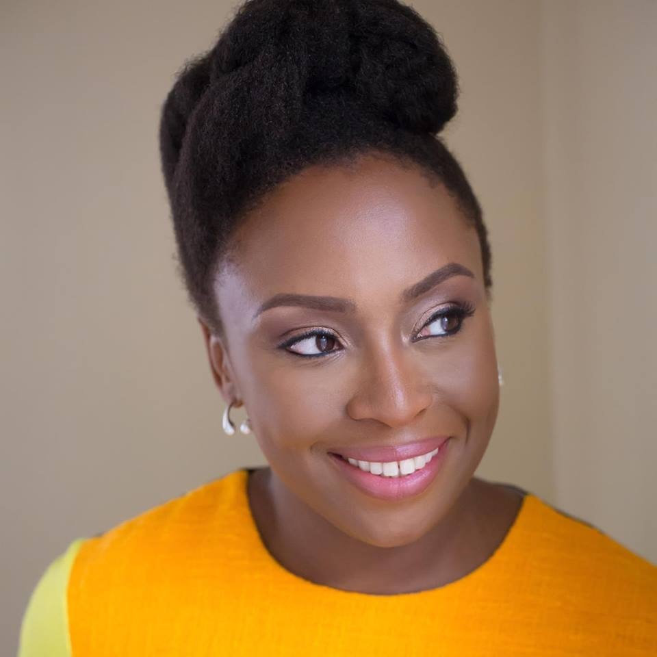 Nigeria's Adichie Elected 2017 Honorary Member of American Academy of Arts and Letters