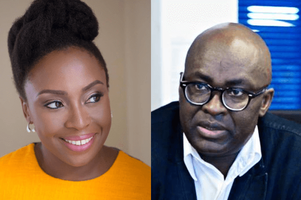 Nigeria's Adichie and Cameroun's Mbembe elected to the American Academy of Arts and Sciences
