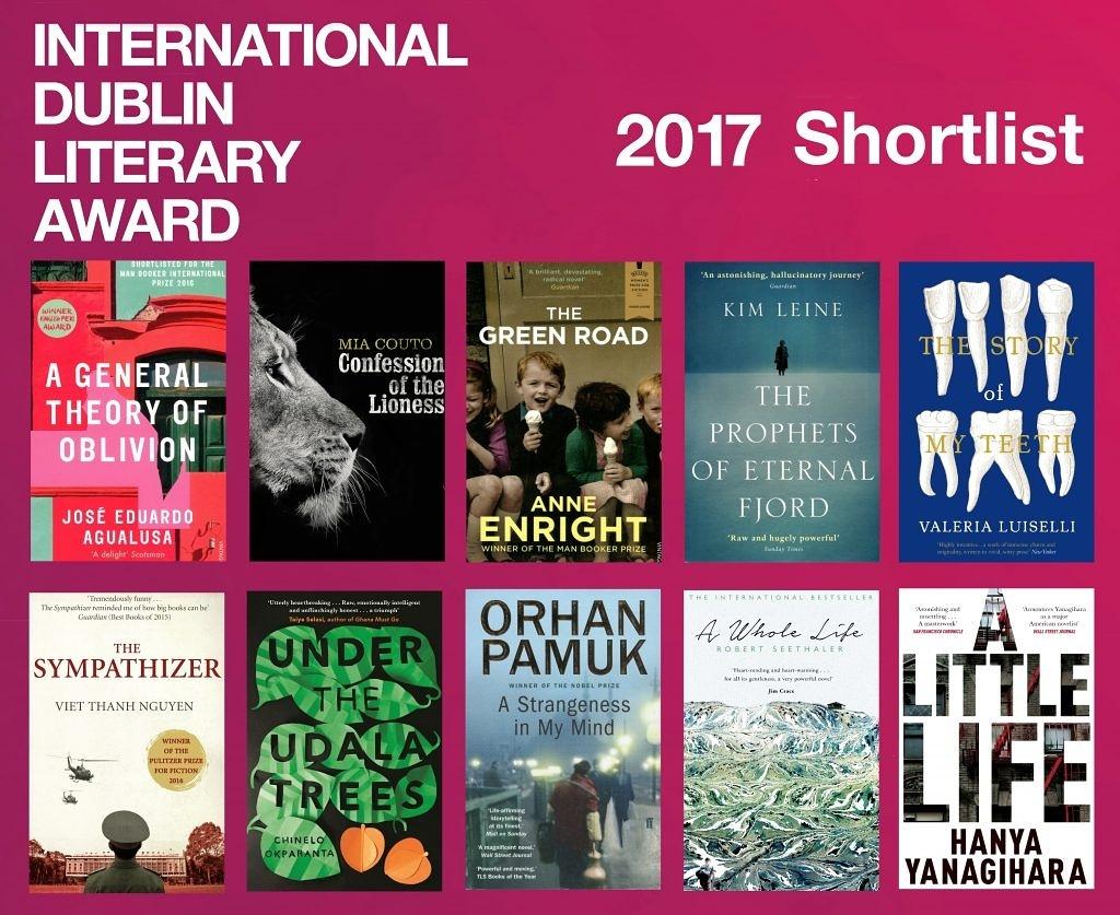 Okparanta's Under The Udala Trees on #IDLA2017 Shortlist