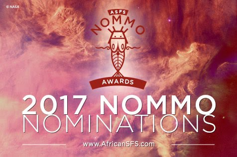 #NOMMO2017 Shortlist Announced