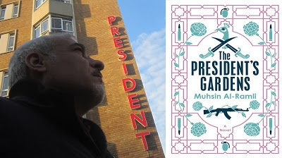 Want a copy of Muhsin al-Ramli's 'The President's Gardens' ? Here's how to win…