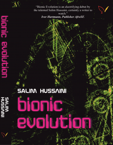 Michael Anaba gushes over Hussaini's Bionic Evolution