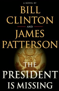 Bill Clinton and James Patterson to pen political thriller