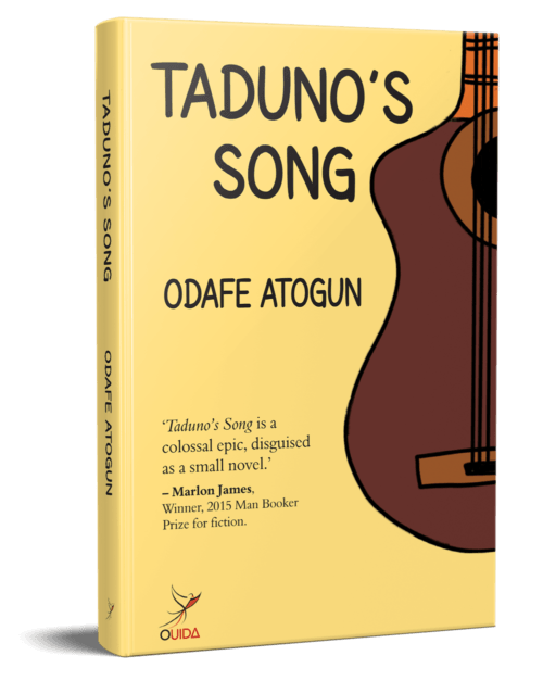 """Metaphoric, Refreshing,  Deliberate"" – A Review Of Odafe Atogun's ""Taduno's Song"" by Kikelomo Muchachos"
