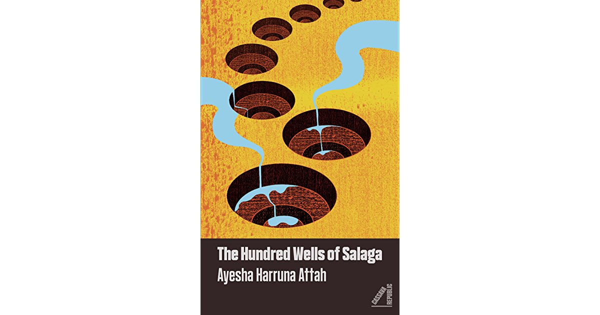 The Hundred Wells of Salaga is on Tour!