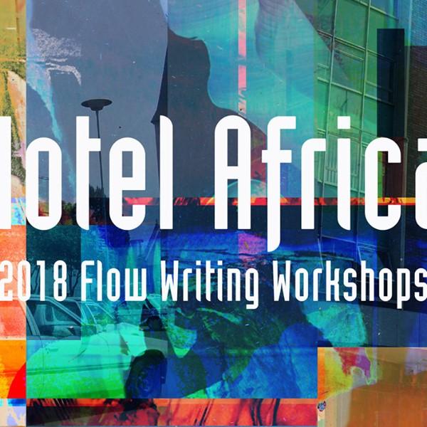 Short Story Day Africa Flow Workshops
